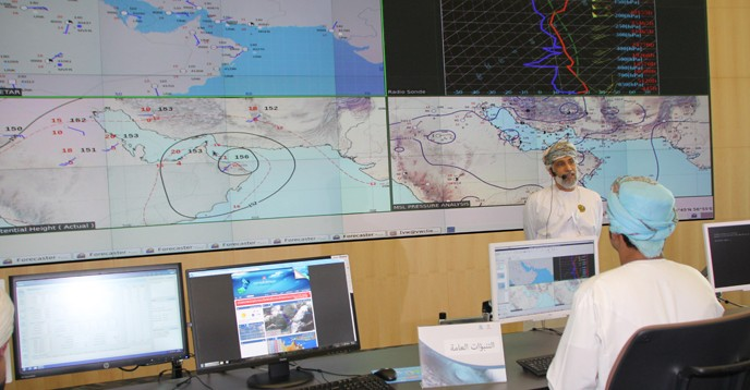 Launch of the National Multi Hazard Early Warning System, Oman