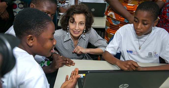 """Girls Can Code"""" harnesses technology for transformation and"""