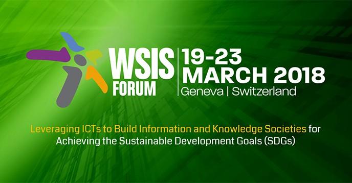 WSIS Forum 2018 to be held next week in Geneva