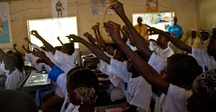 Literacy, the royal road to development in Mali