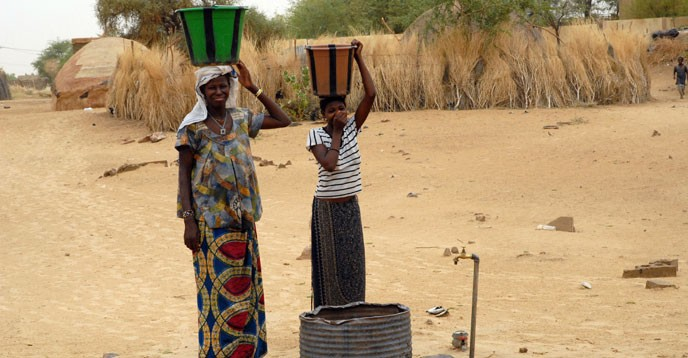 Training to improve water resource management in the Sahel