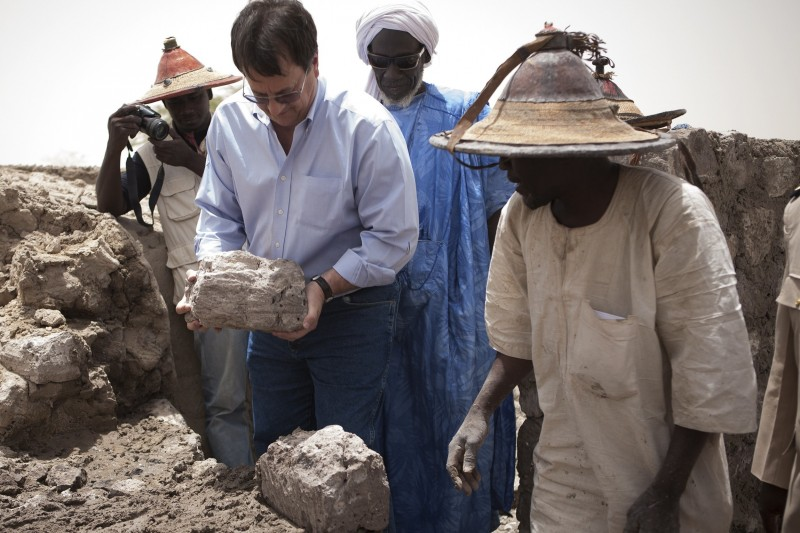 David Gressly, Timbuktu