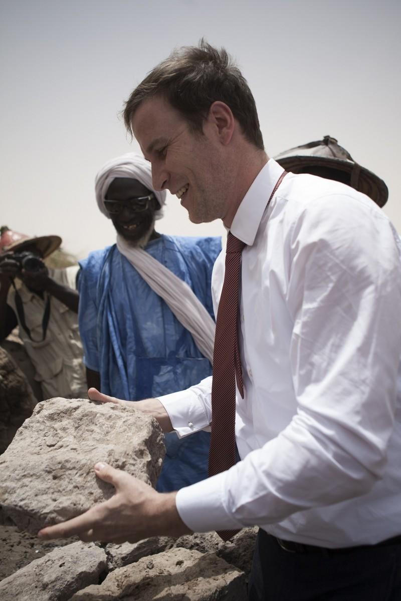 Joseph Hinterseher, Timbuktu