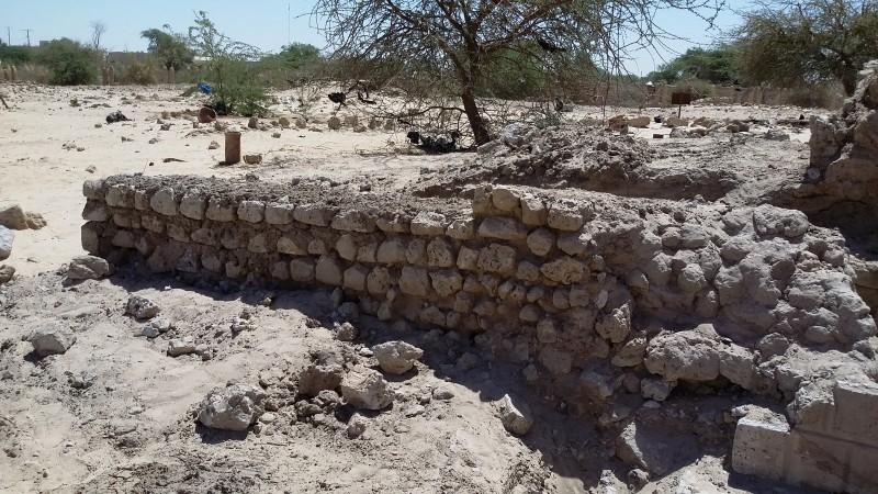El Mikki Mausoleum, Timbuktu