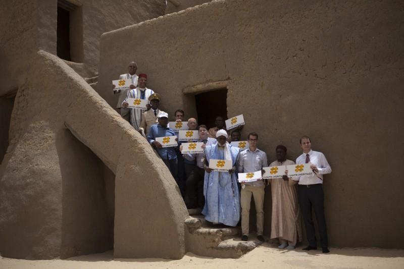 #Unite4Heritage campaign, Timbuktu