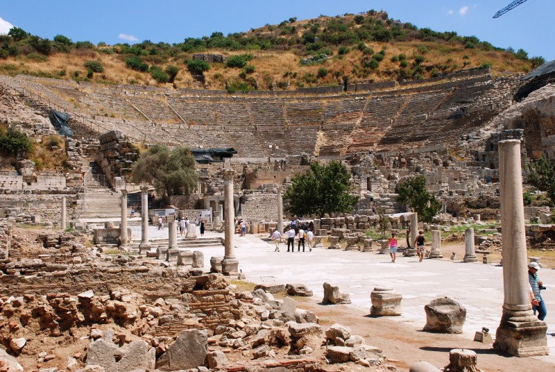 Gallery: WHC 2015 - Ephesus (Turkey)  UNESCO