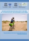 Advancing Water Education and Capacity Building: Key for Water Security and Sustainable Development