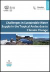 Challenges in Sustainable Water Supply in the Tropical Andes due to Climate Change