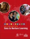 Data to nurture learning