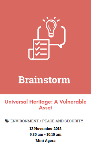 Universal Heritage: A Vulnerable Asset