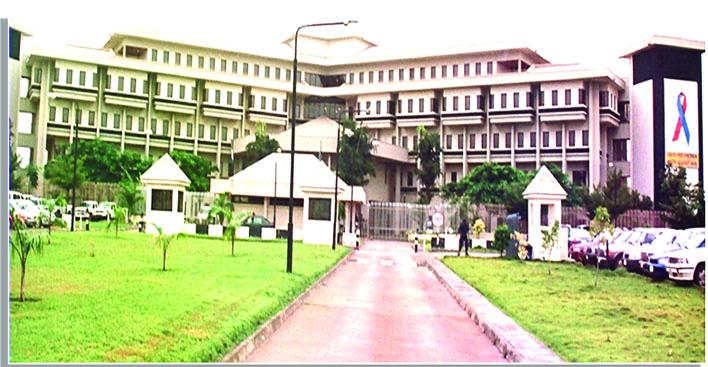 UN Building Abuja Nigeria