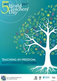 world teachers day 5 october 2017