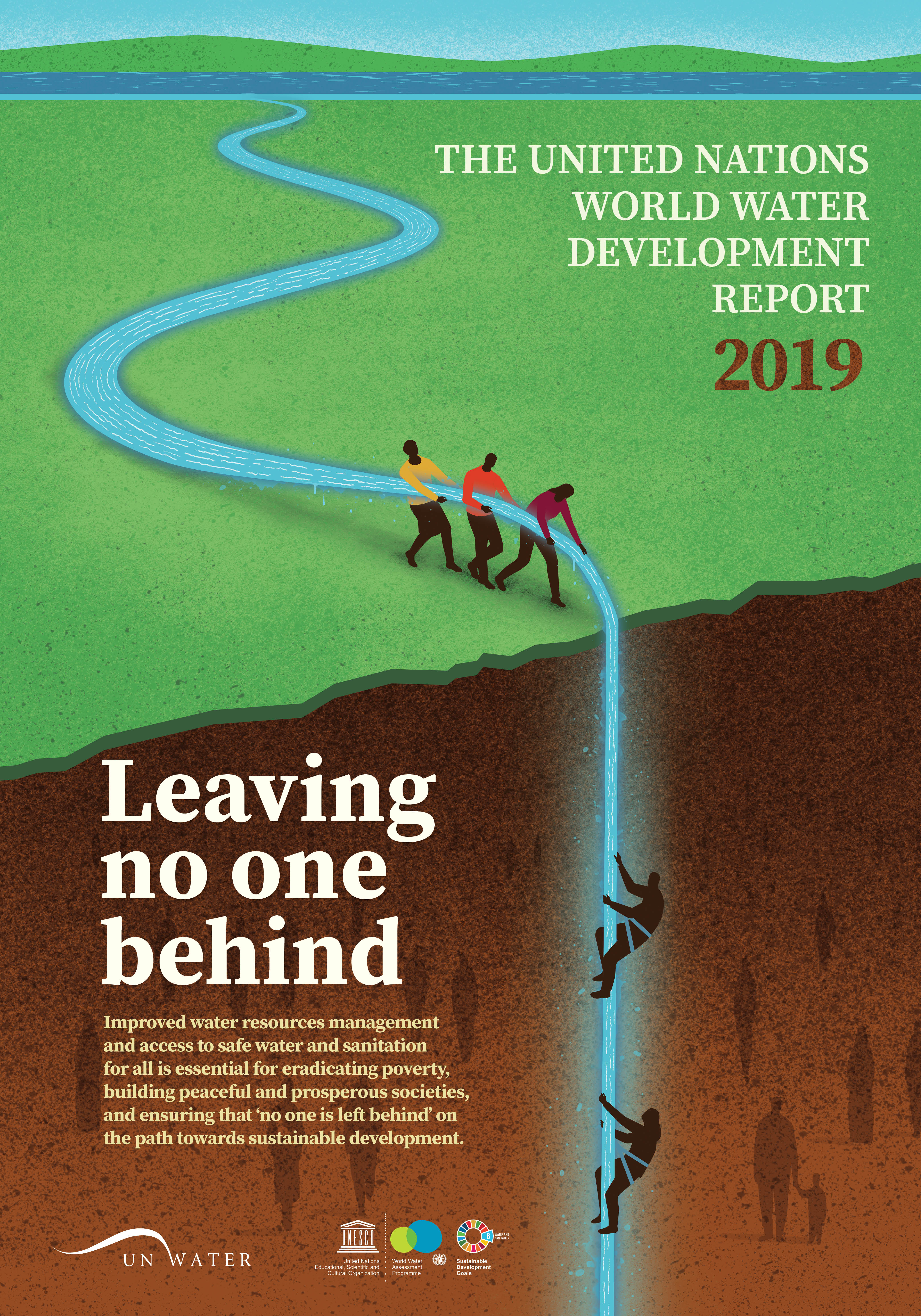 No Inequality Left Behind >> World Water Development Report 2019 Leaving No One Behind