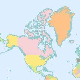 creative cities map
